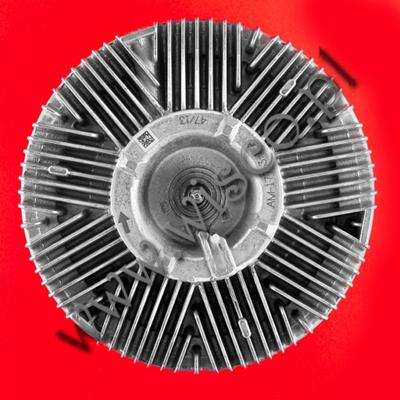 Sprzęgło wentylatora chłodnicy 81862862 pasująca do ciągników i koparko-ładowarek CASE IH, NEW HOLLAND, STEYR oraz FORD